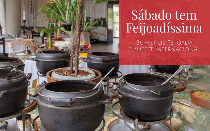 Feijoada de Sábado - Restaurante Porta Romana Curitiba