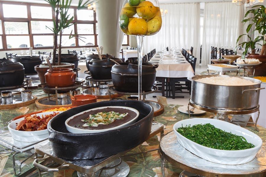 Restaurante Porta Romana - Curitiba