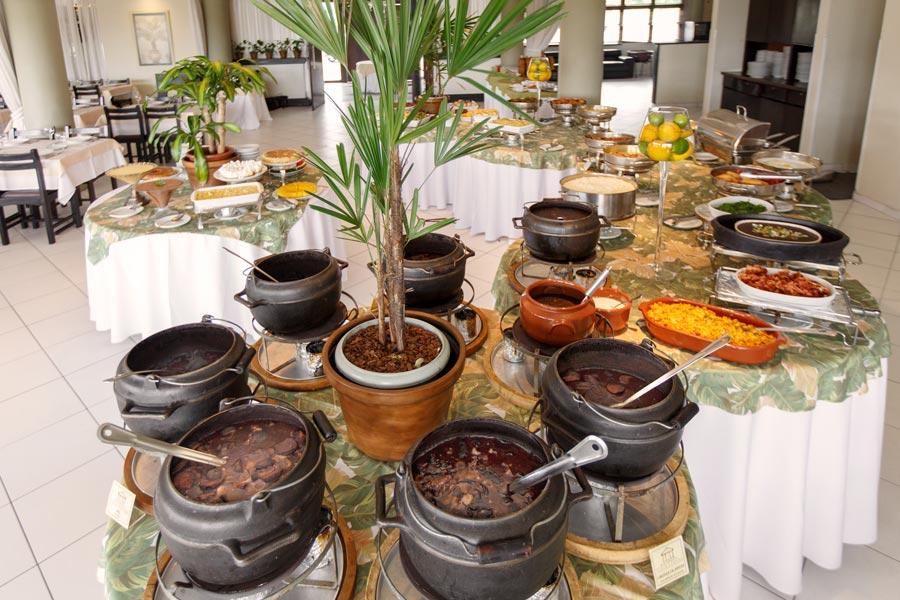 Feijoada Restaurante Porta Romana - Curitiba