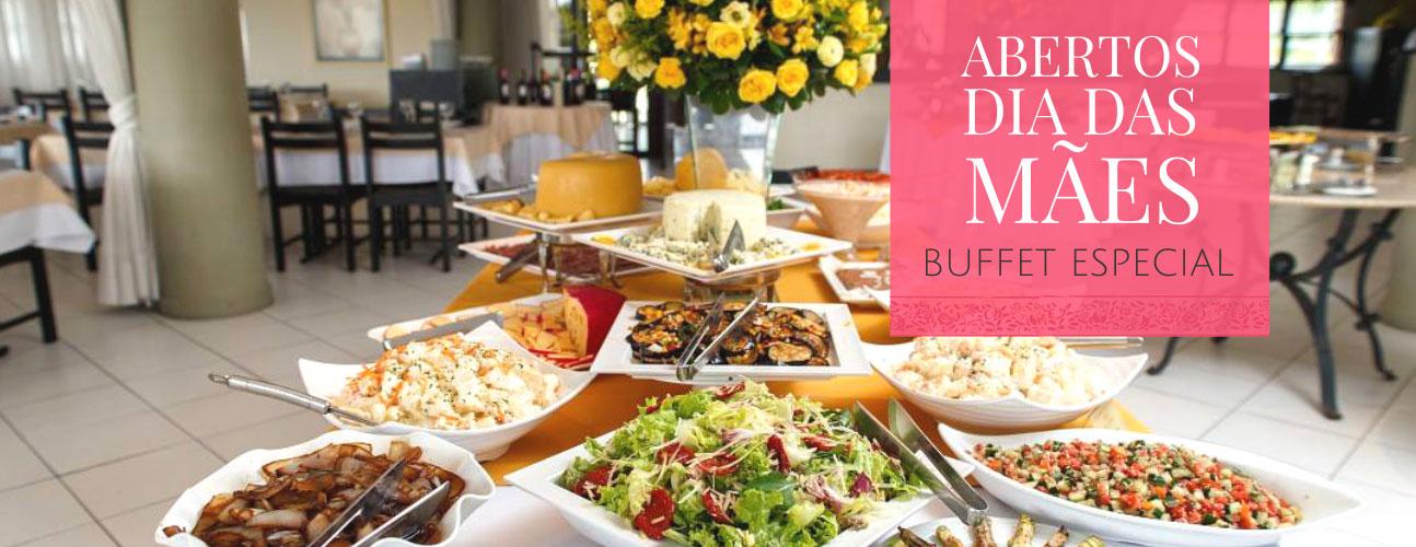 Almoço do Dia das Mães - Restaurante Porta Romana Santa Felicidade